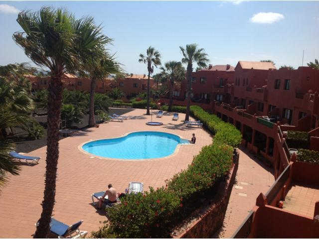 Apartment in Fuerteventura sleeps 4 - 1 bed 1 bathroom close to beach with great views