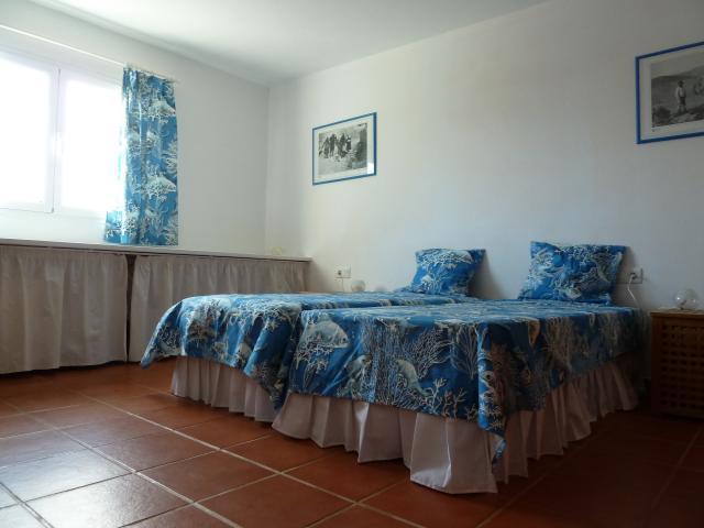 bedroom2 - Casa Brujas, Lajares, Fuerteventura