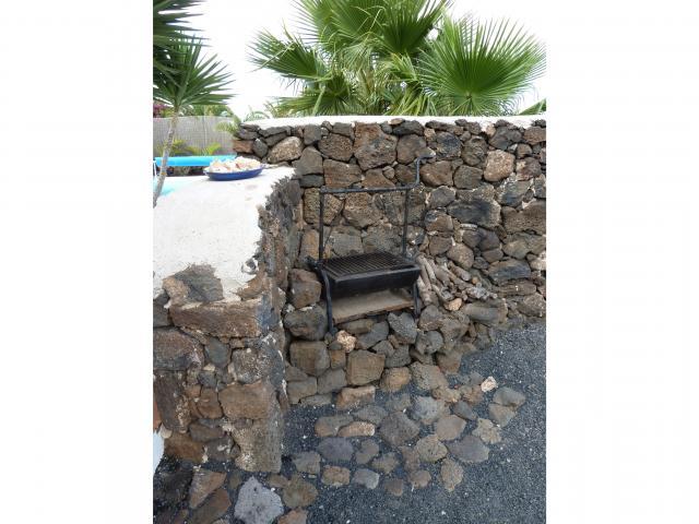 bbq - Casa Brujas, Lajares, Fuerteventura