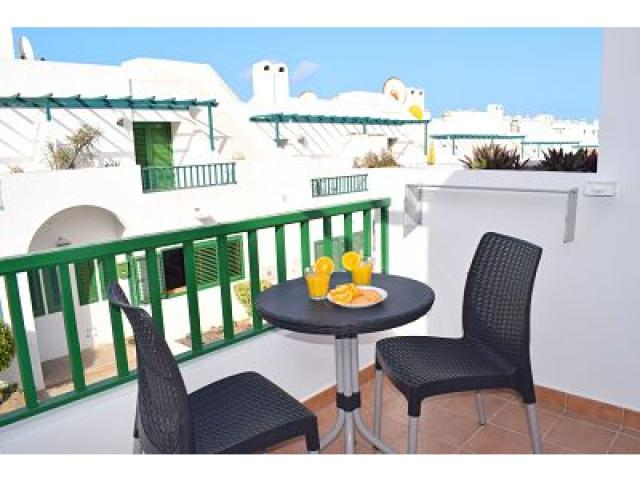 Terrace in Master Bedroom - Holiday Urban, Corralejo, Fuerteventura