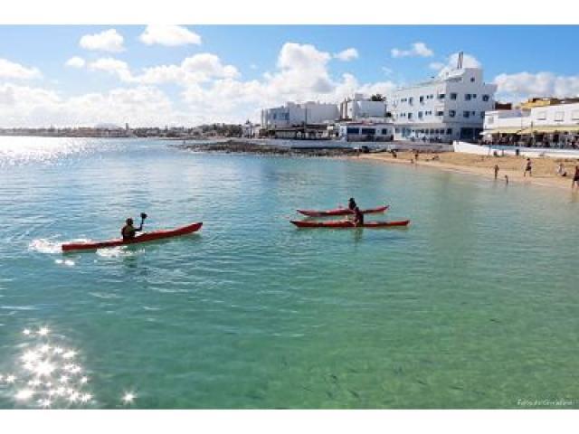 Canoeing - Holiday Urban, Corralejo, Fuerteventura